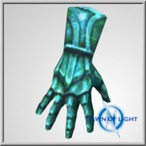 Oceanus Plate Glove(All Realms)