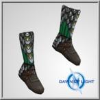 Hibernian Druid Boots
