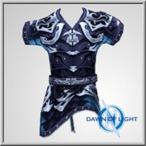 Hib Dragonslayer studded Vest