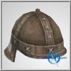 Celtic Leather helm 2