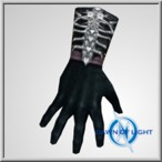 Possessed Inconnu cloth gloves