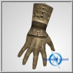 Crude Leather Gloves