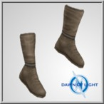 Merchant Cloth 1 Boots