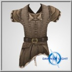 Celtic Leather 3 Vest