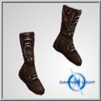 Volcanus Scale Boots(Alb)