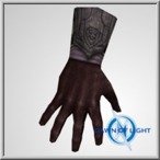 Good Inconnu leather gloves