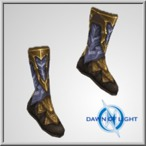 Alb Dragonslayer Plate Boots