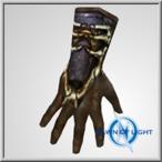 Possessed Hibernia leather gloves