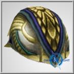 TOA Stygia Plate Helm 1 (Alb)