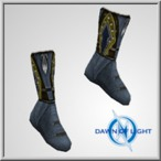Good Shar cloth boots