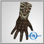 Possessed Albion chain/scale gauntlets