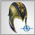 TOA Stygia Plate Helm 3 (Alb)