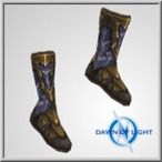 Alb Dragonslayer Scale Boots