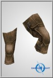 Hard Leather Legs
