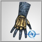 Oceanus Leather Gloves (All Realms)