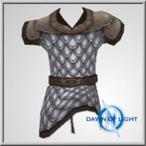 Celtic Scaled Worn Vest