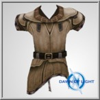 Hard Leather Vest