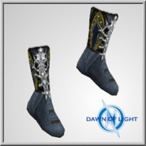 Possessed Shar cloth boots